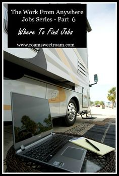 So you've decided to sell it all and hit the road? Good for you!! But, you've realizedthat you still need to work while you travel. This is probably one of the most-often asked questio…