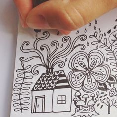 #process #drawing #video #doodles
