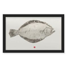 Check out this item at One Kings Lane! East End Fish, Fluke