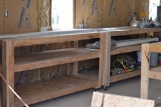 The Most Amazing, Awesome Diy Workbenches Of All Time In The History Of Ever…