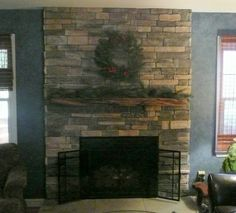 friendly fireplace a wood burning fireplace also made. Black Bedroom Furniture Sets. Home Design Ideas