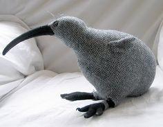 Kiwi by Rachelle Wood of Bird Spoke