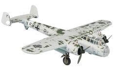 Corgi 1:72 Dornier Do17Z-2, KG3 'Blitz', Russian Front, Winter 1941/42