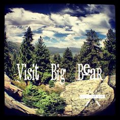 Big Bear. The cabin. Private weekends with nothing to do but talk and ..... Well, anyway. A king's ransom for one more night in the cabin with You!