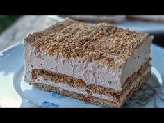 Vanilla Cake, Nutella, Tiramisu, Bakery, Food And Drink, Sweets, Ethnic Recipes, Desserts, Christmas