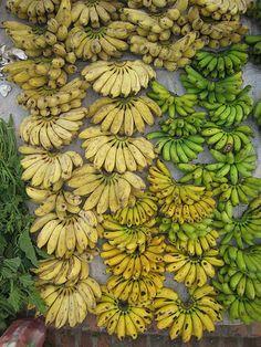 Bananas, Louangphabang, Laos | Not Lost, Flickr