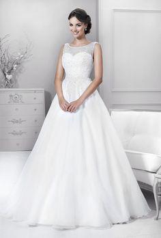 Suknia Ślubna CRYSTAL14190