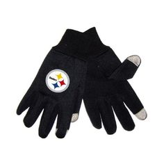 Pittsburgh Steelers Technology Gloves (Pair)