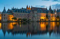 Binnenhof Den Haag (The Hague)