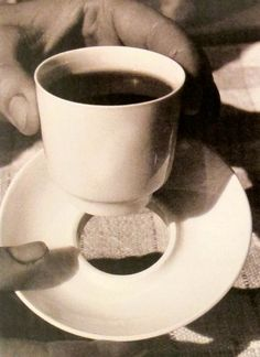 Marguerite Friedlaender-Wildenhain Model of an airplane cup 1932 from bauhaus women