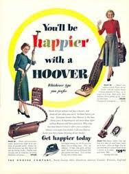 For the housewife and homemaker - post-WW2 must have appliances