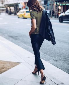 "1,325 Likes, 27 Comments - Shalice Noel (@shalicenoel) on Instagram: ""Olive basics 😜http://liketk.it/2qI99 #liketkit this $33 top and the 5 winners have been notified on…"""