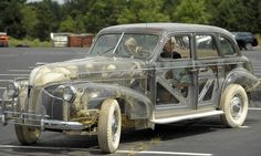 transparent car | transparent-ghost-car-sold-at-auction