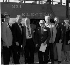 The grand opening ceremony for the Metropolitan Transportation Authority (MTA) station in Studio City, 1990s. San Fernando Valley History Digital Library.