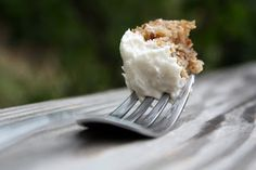 Coconut Butter Blondies with Coconut Buttercream Frosting - Primal Palate | Paleo Recipes