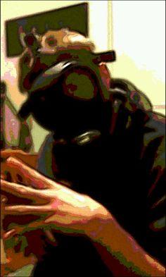 Bane's Gasmask # Geeked