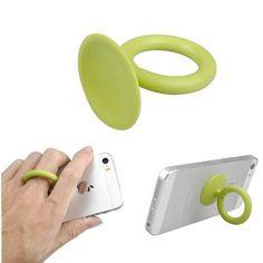 Multi-function Sucker Stand Holder For Mobile Phone Random Colors