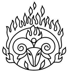 symbols-of-aries.jpg 433×463 pixels