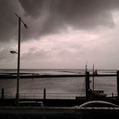 The #harbor of #Terschelling.  #nofilter #haven #netherlands #nederland http://ift.tt/2pWSfNr