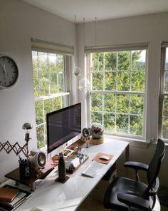 Diseño de Oficinas en casa minimalistas #59 - El124