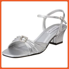 Touch Ups Women's Shala Sandal,Silver,8 M US - Sandals for women (*Amazon Partner-Link)