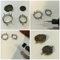 Art Jewelry Elements: Playing with prongs