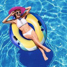 Inflatable Water Swimming Ring Beach 91 Inch HIGH HEEL Pool Float HEELS SHOE