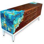 Galeria Remobília | móveis customizados de Zoe Murphy |