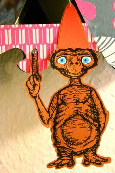 E.T. Christmas decoration