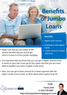 Jumbo Loans, Texas County, Down Payment, Single Family, San Antonio, Things To Come, How To Apply