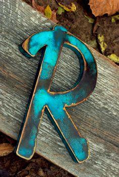 vintage signage letters - Bing Images