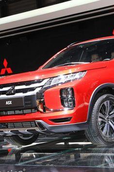 2020 Mitsubishi Asx Debuts Sharper Style For Geneva - Rebel Liposuction All Power Rangers, Most Popular Cars, Latest Cars, Modified Cars, Car Decals, Geneva, Sport Cars, Automobile, Super Car