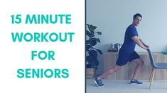 For people who want to know a whole lot more in connection with Senior exercises gym, you have come to the right place. Read more here Senior Fitness, Fitness Tips, Health Fitness, 15 Minute Workout, Workout Videos, Exercise Videos, Health Programs, Best Stretches, Health Lessons