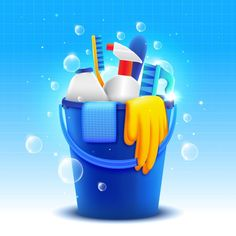 Colorful equipment for surface cleaning ... | Premium Vector #Freepik #vector #design #promotion #bottle #cleaning Cleaning Company Logo, Cleaning Companies, Safe Cleaning Products, House Cleaning Services, Cleaning Spray, Soap Labels, Soap Packaging, Cleaning Quotes, Cleaning Hacks