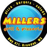 millers pizza brandon ms - Google Search