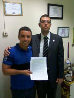 Meu amigo, Vereador Rogério Lins, de Osasco.