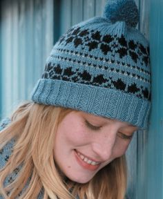 1000+ images about DK weight Hats to Knit on Pinterest ...