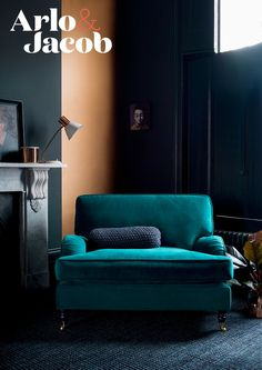 Add a sense of luxury with a copper accent wall. Our Hartfield Snuggler is perfect for sleepy heads and lazy legs.