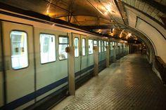 Metro in Madrid Metro Museum