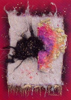 Abstract Collage 1 by valdasfineart on Etsy