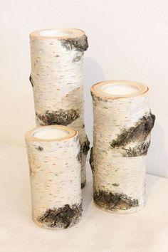 Drevený svietnik - Lzuz Vyrobený z brezového dreva + povrchová úprava lakom cena: 12,20 EUR. + poštovné
