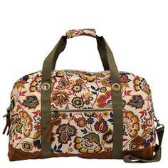 Roxy Wanderful Weekend Duffle Bag -perfect for a little getaway! :)