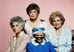 Dorothy and the Girls have a lot more to offer than silky '80s fashions and clever comebacks.