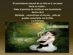 Movimiento natural del niño  http://www.ordenesdelamor.org