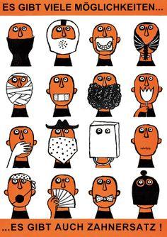 Es gibt viele Moeglichkeiten...es gibt auch Zahnersatz by Nadia Budde