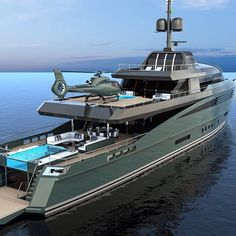 Christian's upgrade. After all it's 2015. Mr Grey is always ahead of the game. #megayacht