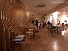 A Seoul cafe favorite. MIEL.