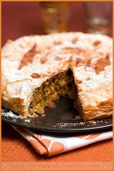 An Air of Morocco with a Chicken Pastilla — Vent du Maroc avec une pastilla de poulet | La Tartine Gourmande
