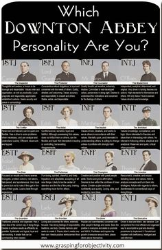 Which Downton Abbey Character Best Fits Your Personality?