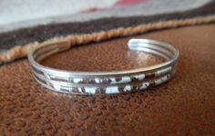 wild horse bracelet Native American jewelry   southwest jewelry Navajo sterling by CherokeeKachinaCasey on Etsy